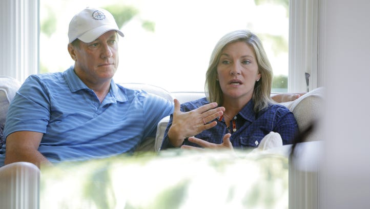 Jim, Jill Kelly back home after hospital stay