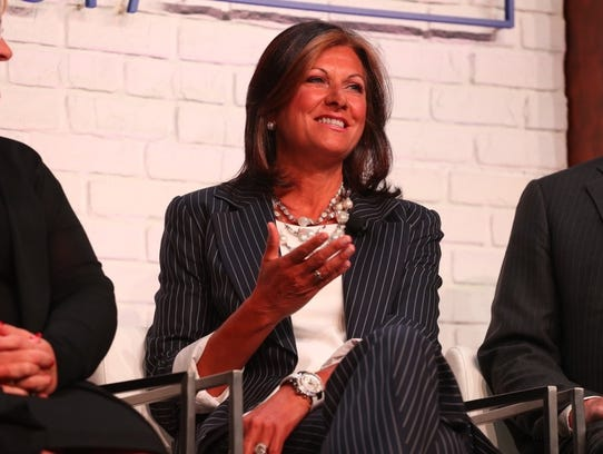 Paula Polito of UBS says we have to engage women in