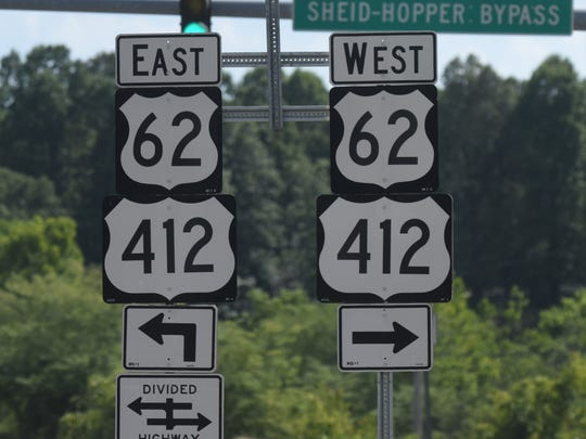 The future of U.S. Highway 412 will be discussed at three Arkansas Department of Transportation-hosted meetings in the coming days.
