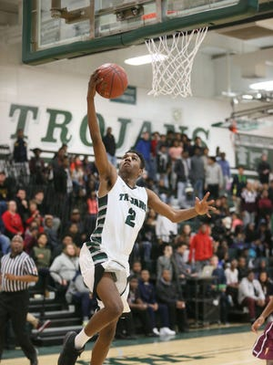 Tosa West's LaRon Perine breaks away for a quick score.
