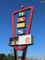 Plans are also in the works to restore the iconic Ray's PeGe Lakeshore sign.