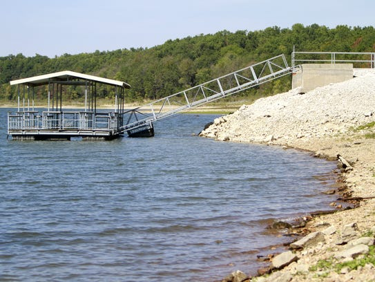 Recreation opportunities at Fellows Lake include hiking