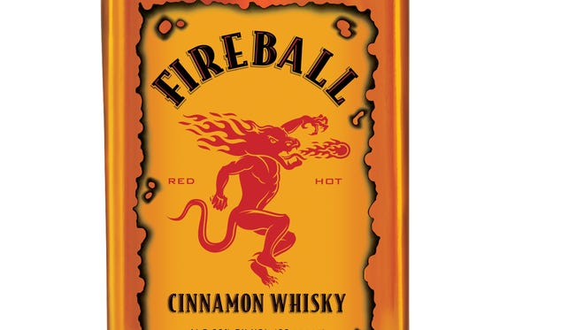 Fireball, one of the biggest sellers in the state, is especially popular at Catherine Rooney's.