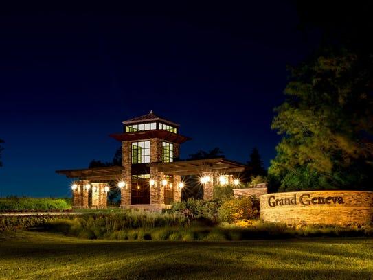The Grand Geneva Resort  near Lake Geneva has two golf
