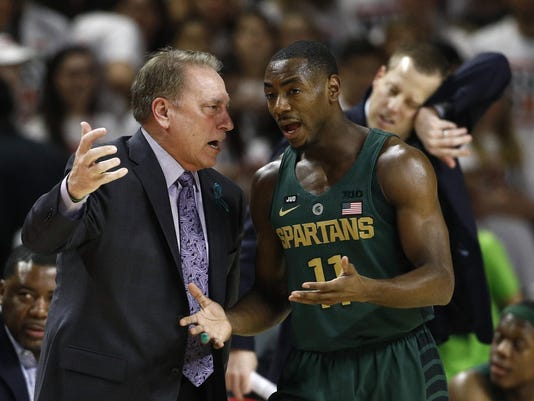 Lourawls Nairn Jr,Tom Izzo