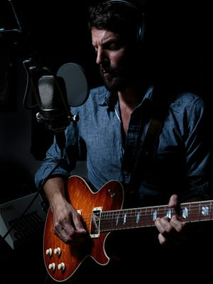 Ray LaMontagne brings his well-worn voice to the Shelburne Museum on Wednesday.