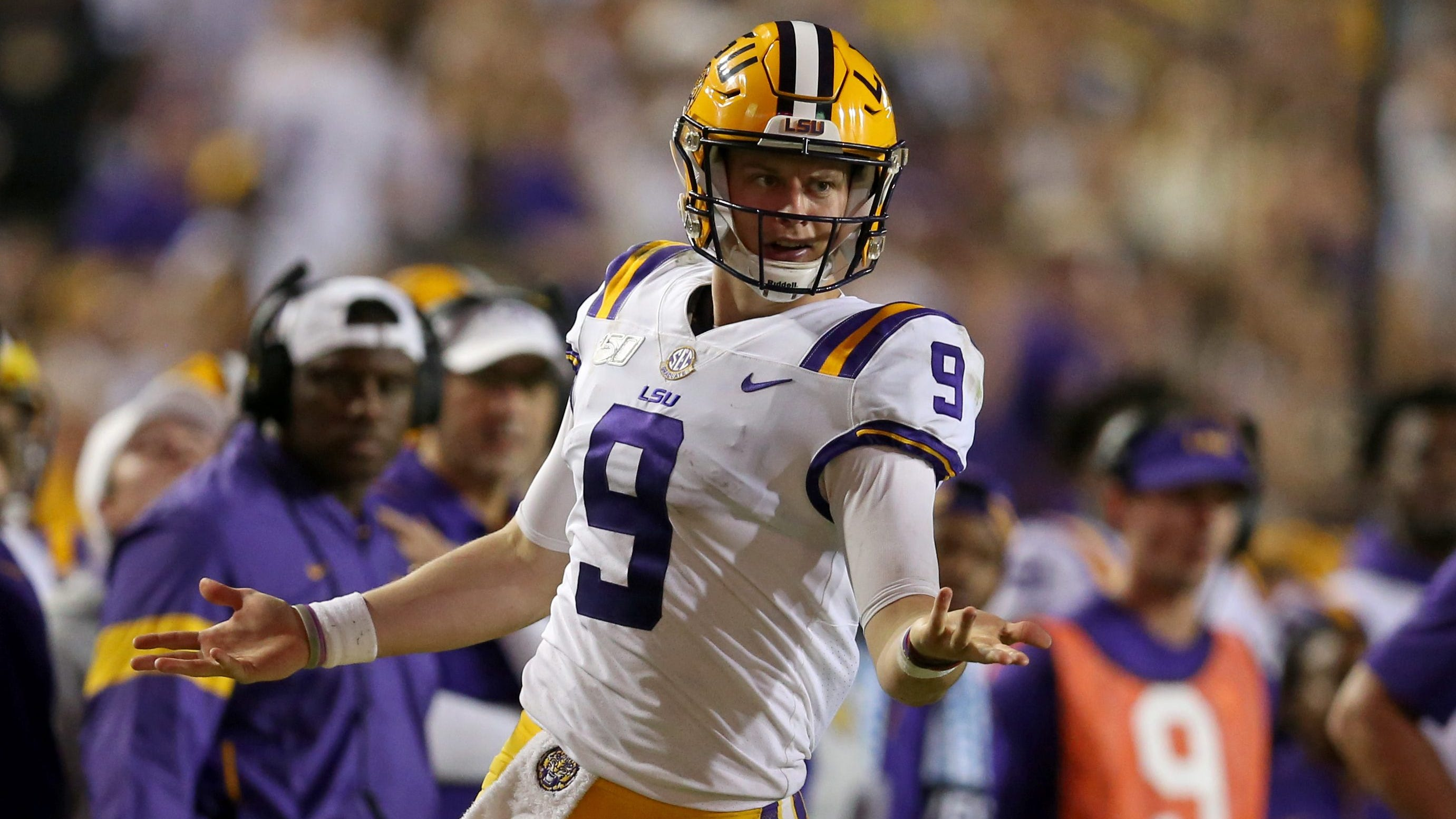 What Time Is The 2019 Sec Championship How To Watch Lsu Vs Georgia