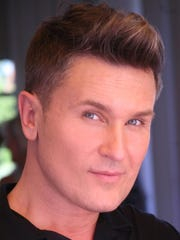 Fedor Rogovets, fashion designer.