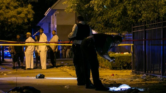More than 100 wounded, 14 killed in Chicago over July 4th weekend