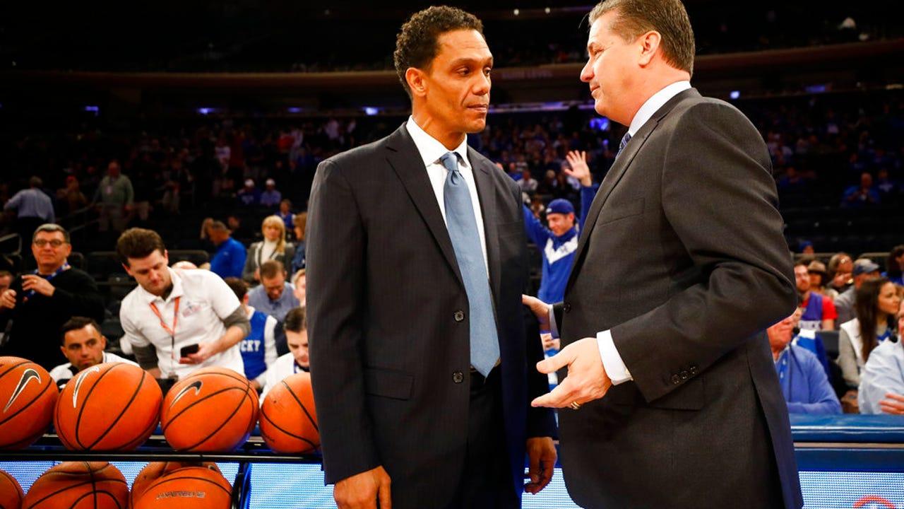 9fa6dde8ba39 Monmouth basketball  King Rice-John Calipari relationship reaches ...