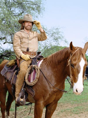 """Beginning Monday, June 4, """"Walker, Texas Rannger,"""" staring Chuck Norris, has four episodes each weekday afternoon on GetTV."""