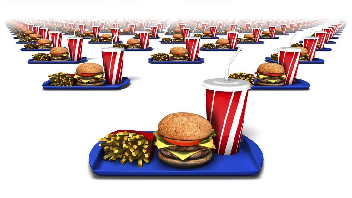 Zip Pay Fast Food
