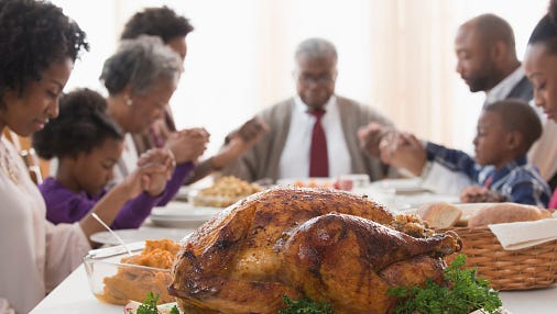 Turkey may have been on the menu for the first Thanksgiving, but it did not occupy the lofty culinary perch it rests upon today. It was probably more of a side dish.