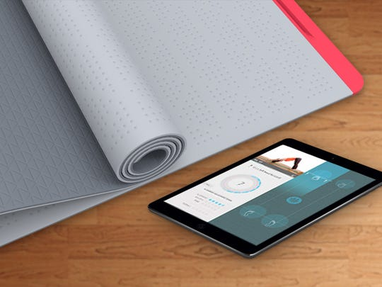 The SmartMat is available at smartmat.com