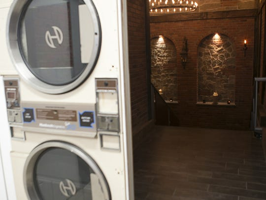 The Laundromat in Morristown.