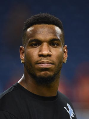 Lions tight end Eric Ebron