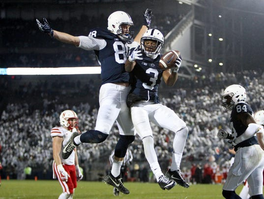 NCAA Football: Nebraska at Penn State