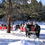 Romantic winter getaways in New Mexico