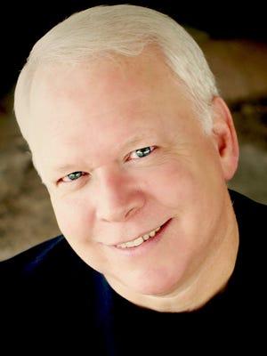 Soloist Karl Dent, professor of voice at Texas Tech University, Lubbock.