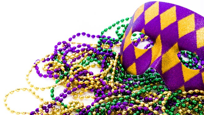 Don't miss Music City Mardi Gras Feb. 6 at the Vanderbilt student center.