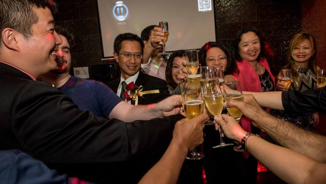 168 KTV Bistro in Madison Heights celebrated its grand opening  last week.