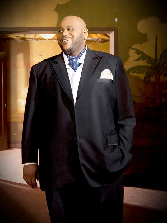 Ruben Studdard, the season two  American Idol  winner will perform at Lancaster s American Music Theatre with season two runner-up, Clay Aiken, as part of their Timeless Tour.