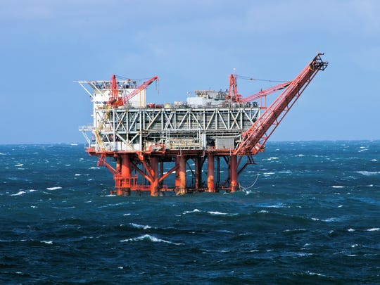 Hotrod7, Getty Images/iStockphoto Lease sales were for oil and gas exploration and production in the Gulf of Mexico.