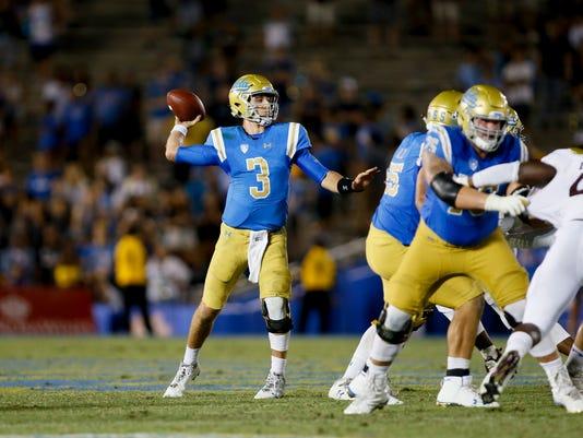 AP TEXAS A M UCLA FOOTBALL S FBC USA CA