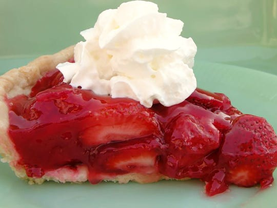 To commemorate National Pie Day on Tuesday, Jan. 23, The Local restaurant in North Naples is offering a free slice of fresh strawberry pie all day with a minimum $10 purchase.