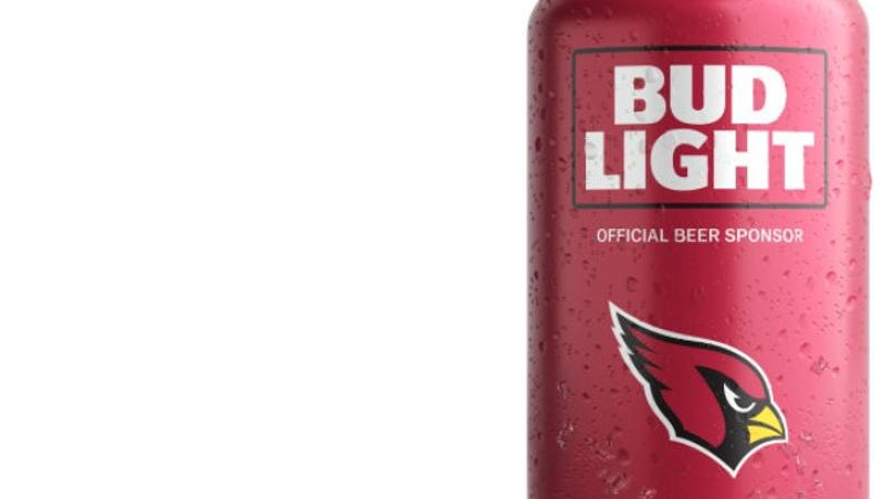 a1067d712 NFL team cans: Bud Light selling custom beer cans for almost every team