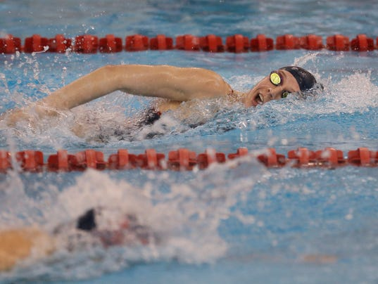 Sacred Heart Academy Trinity High School Win Region Five Swimming And Diving Titles