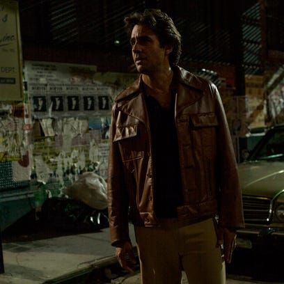 Bobby Cannavale as Richie Finestra in the HBO television