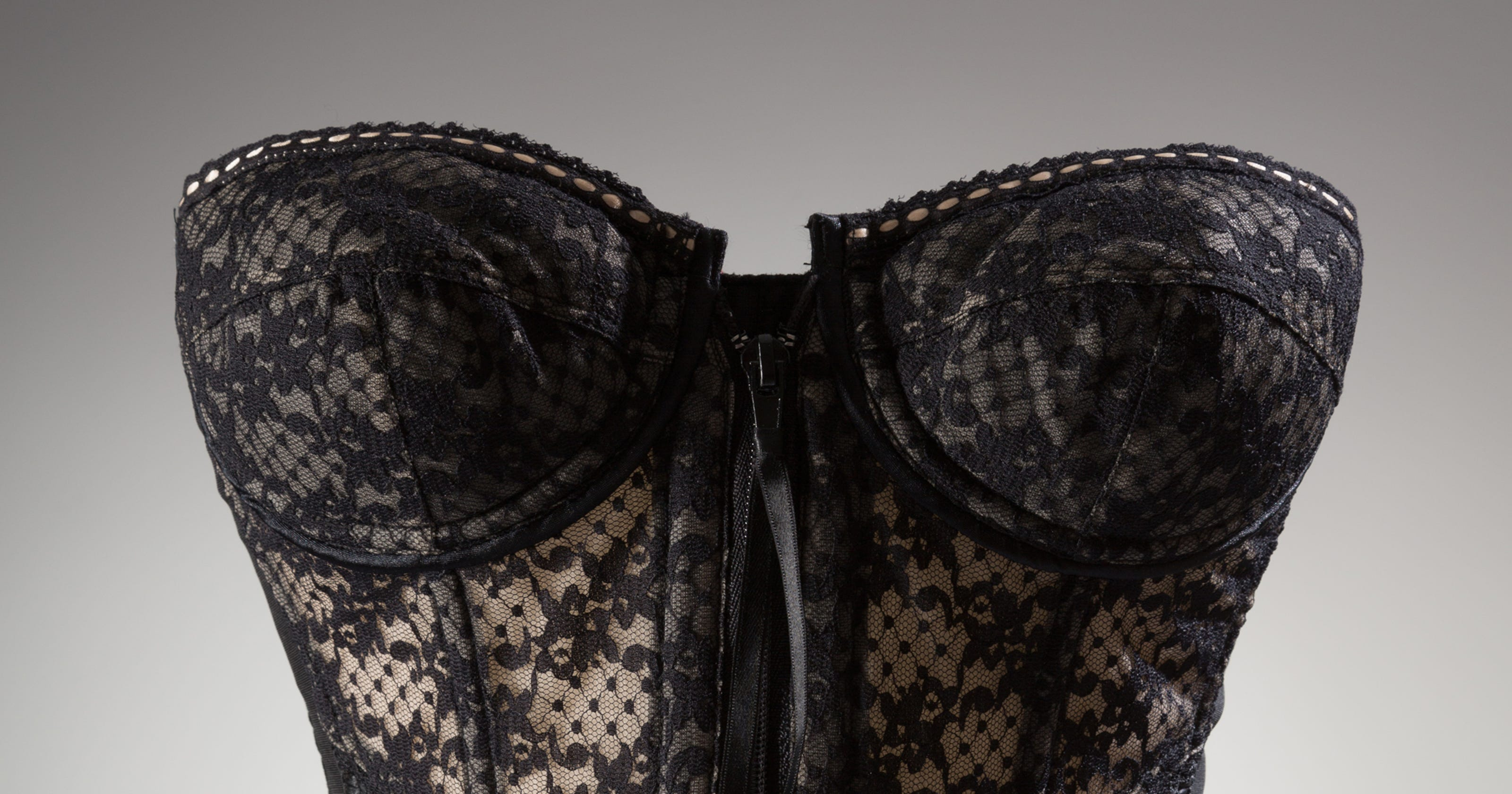 Corsets to Wonderbras: Museum takes on lingerie