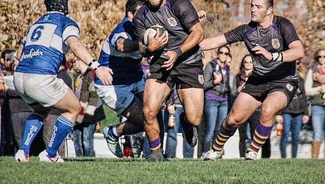 Port Huron High graduate Dominic Schultz is embarking on a new focus in his athletic career. After playing football at the University of Minnesota, Schultz is now focused on rugby.