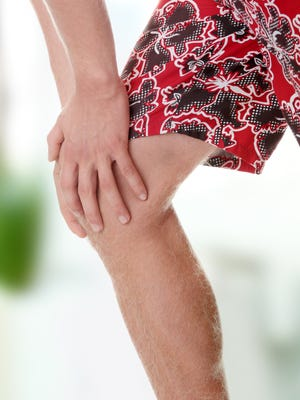 Arthroscopic knee srugery is most commonly used to treat either a torn meniscus or broken cartilage.