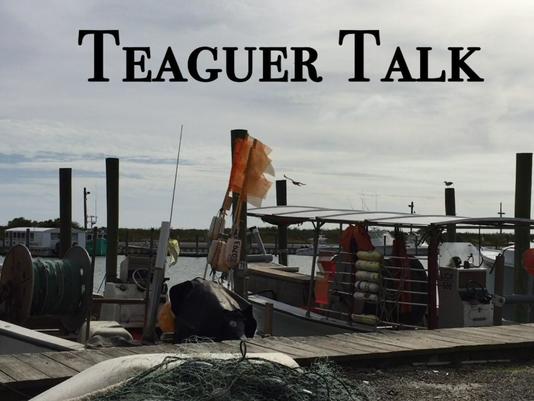 Teaguer Talk Opening
