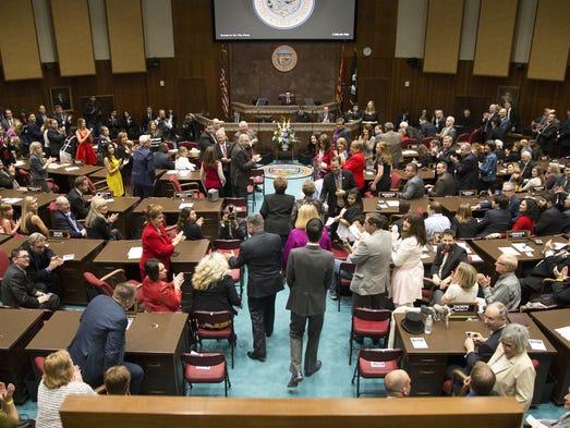 Here are 10 bills to watch this legislative season.