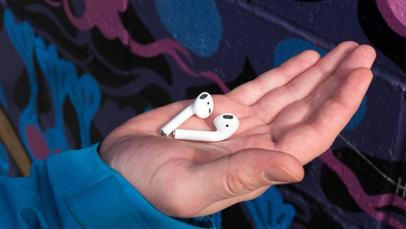 You can get Apple AirPods for their lowest price ever—for