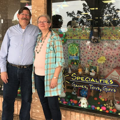 San Angelo's Specialties toy and game store celebrates 25 years in business