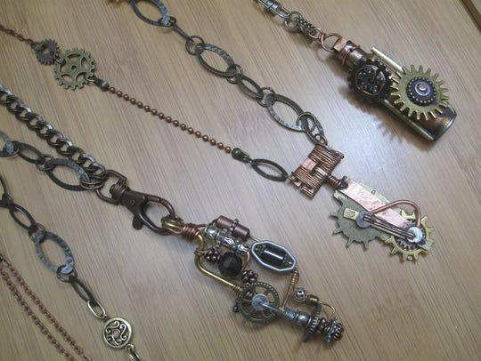 Jewelry designs by JT Maui.