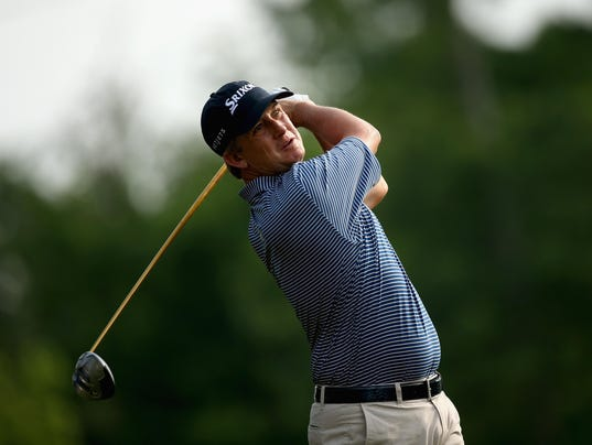 Toms Fires 66 To Climb Into Contention In Memphis