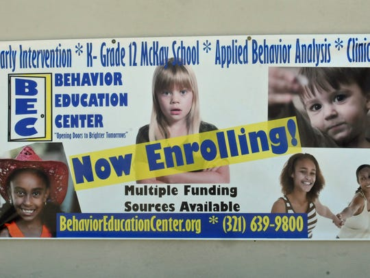 Behavior Education Center has recently moved from Cocoa to Rockledge, and now has more space for classrooms.