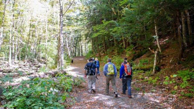 Prepare before heading out on the trail by packing the right equipment for your hike.