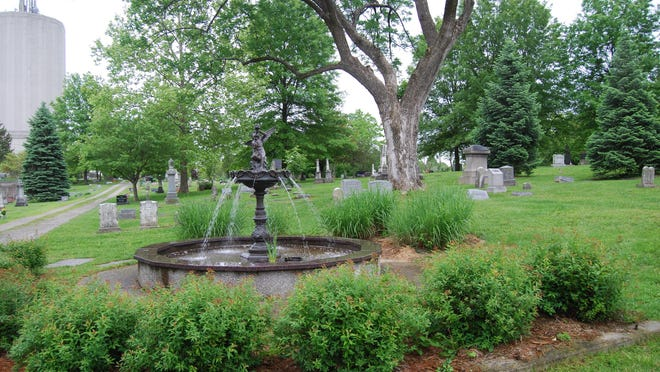 The usually peaceful Mount Washington Cemetery is a place of mystery as volunteer Julie Rimer and others try to figure out the cause of death of squirrels in the area.