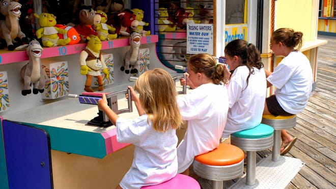 """The Wildwood boardwalk's """"quirky"""" personality is aimed at families with young children, said Jack Morey, owner of Morey's Piers."""