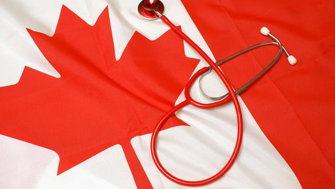In Canada, the notion that access to health care should be based on need, not ability to pay, is a deeply ingrained value that crosses party lines right and left, and is a source of collective pride.