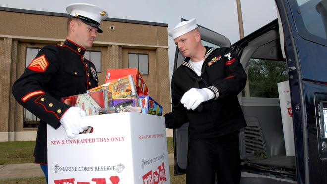 For the first time, Toys for Tots will be in Harvey County, with distribution on Dec. 12.
