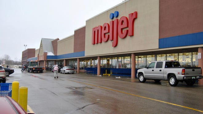 Holland's southside Meijer on 16th Street has begun a full-scale interior and exterior renovation, slated for completion over the summer.
