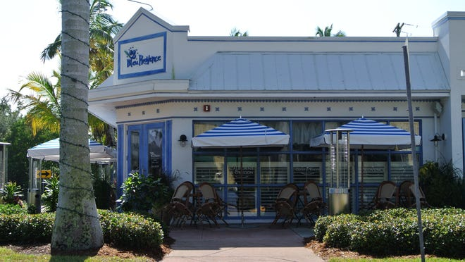 Wine Spectator chose Bleu Provence along Eighth Street South in Crayton Cove as one of its top dozen seafood restaurants to enjoy wine.