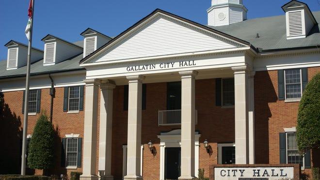 Gallatin City Hall